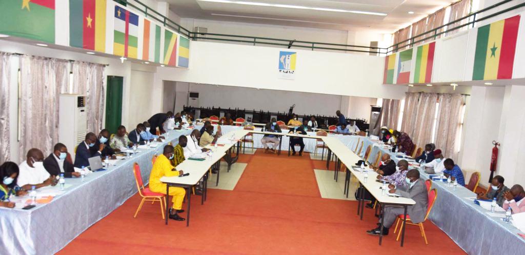 Délibération du Grand Jury 2020 à l'EAMAU